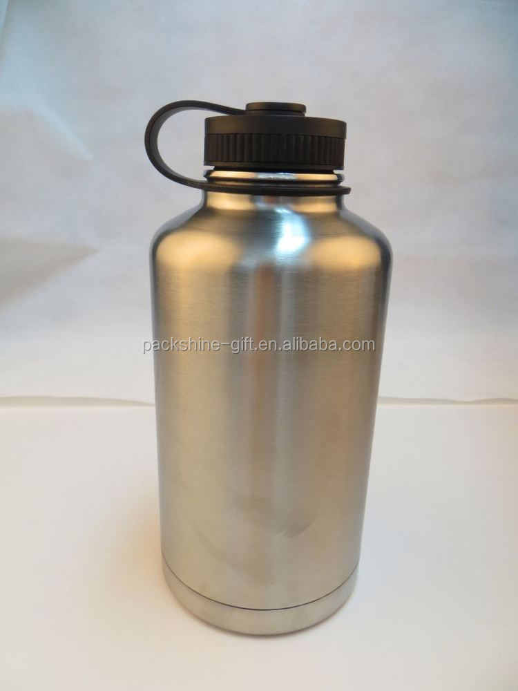 food grade insulated water bottle,stainless steel hydro flask, high quality 40 oz vacuum flask,
