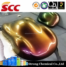 B07 magic chameleon paint for auto body