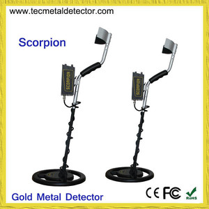 Metal Detector with High-brightness LED panel, Detects Ferrous and Non Ferrous Metals