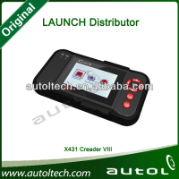 latest Auto Car&Truck Auto car Code Readers&Scan Tools obd2 Original Launch Creader VIII 8 Launch CRP129 obdii Fast shipping