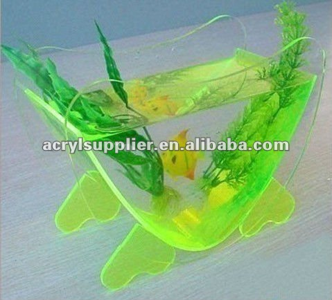 acrylic fish tank hot sale in shop