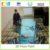 Eco-friendly 3D floor painting transparent liquid epoxy resin paint color for living room