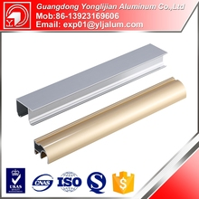 Aluminium companies in china,aluminium wardrobe sliding door profile for factory price