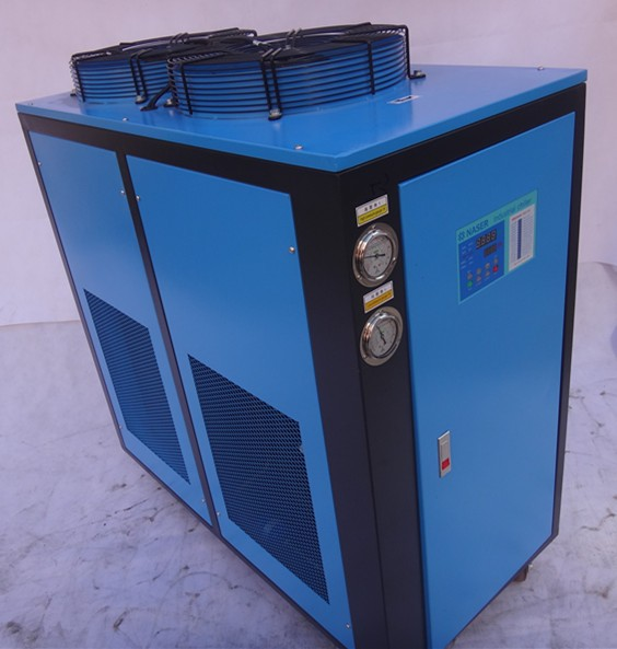industrial injection machine small water chiller manufacturer China