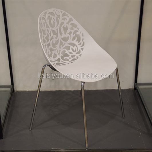 Wholesale Hot Selling Small Cheap White Plastic Waiting Room Chairs
