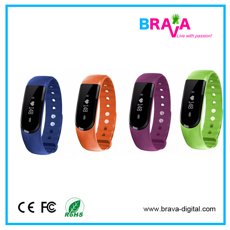 Brand New Bluetooth 4.0 Smartwatch Band For Smart Bracelet M5 Step Calories Tracking
