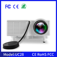 Uc28 Holographic Projector Digital Home Mini