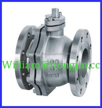 JIS 10K ball valve SCS13 extended stem ball valve 2pc threaded ball valve