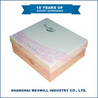 Custom Printed Competitive Price shoe packing box