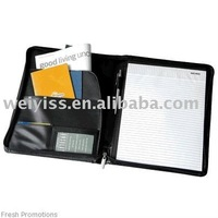 durable pvc portfolio case