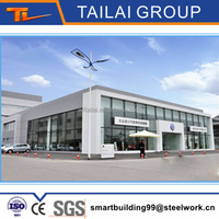 Design Low Cost High Rise Steel Structure Building