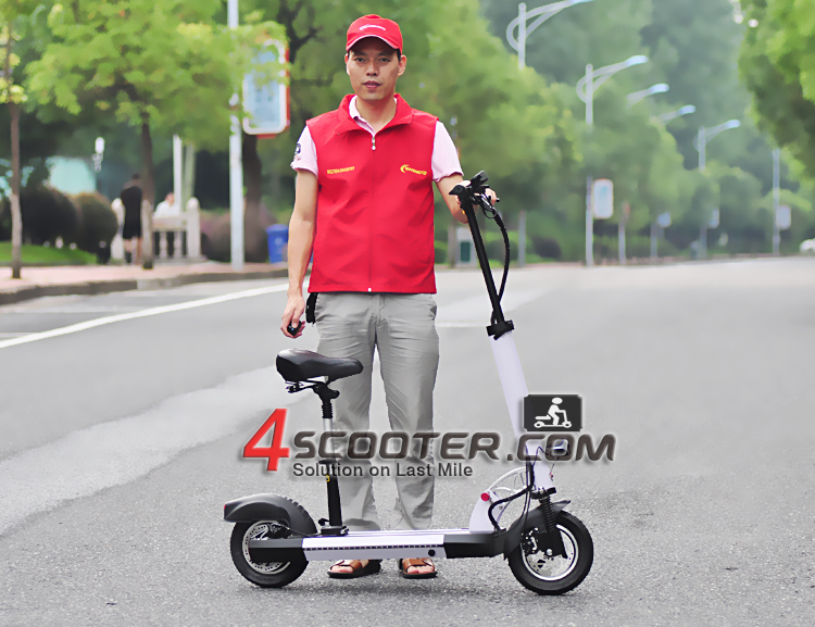 electric scooter hydraulic brake 500w electric scooter motor