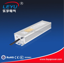 CE ROHS Chinese factory waterproof 12v 10a AC DC 120W single output led driver switching mode power supply