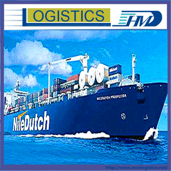 shipping service from shenzhen china to DURBAN South Africa
