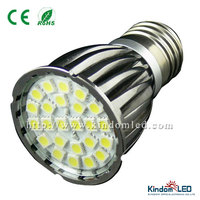 NEW 4.8W MR16 380LM 120degree 5050SMD LED spotlight/WW,NW,W color available