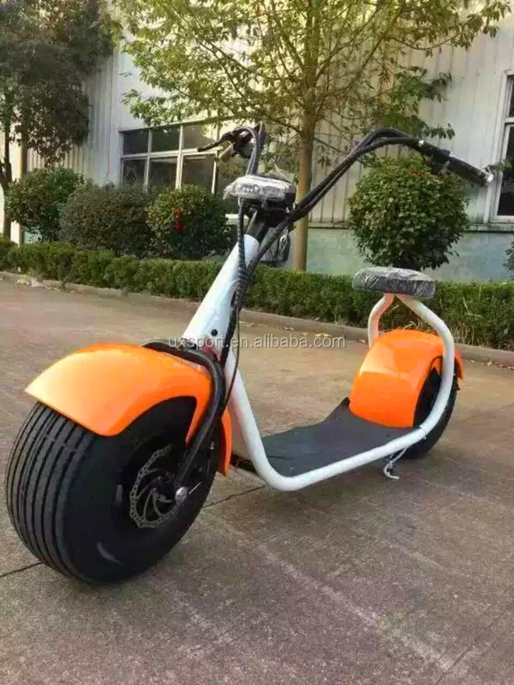 60v 12ah 1000w scooter with sidecar