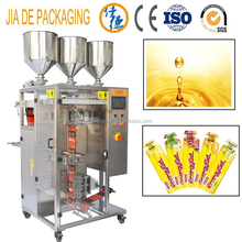 2 years warranty good quality Automatic isotonic energy gel sachets packing machine