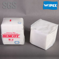 2014 new product CE certificated super absorbent M-3 electronic wipes for cleaning