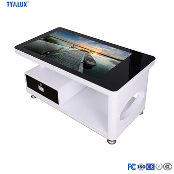 43 inch Android 4.4 OS lcd display touch screen conference table