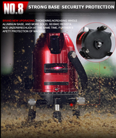 NEW 5 LINE 4V1H6D LASER LEVEL WITHOUT TRIPOD AL15-5