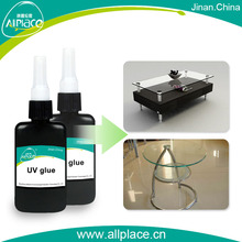 Non Yellowing Glass To Metal UV Glue Fix Shandong Chemical