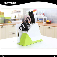 Multifunction kitchen tool knife and chopping board holder