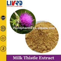 Water Soluble Milk Thistle Extract 80% Silymarin 30% HPLC