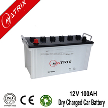 Matrix 12V 100AH capacity 12v 46b24 car battery
