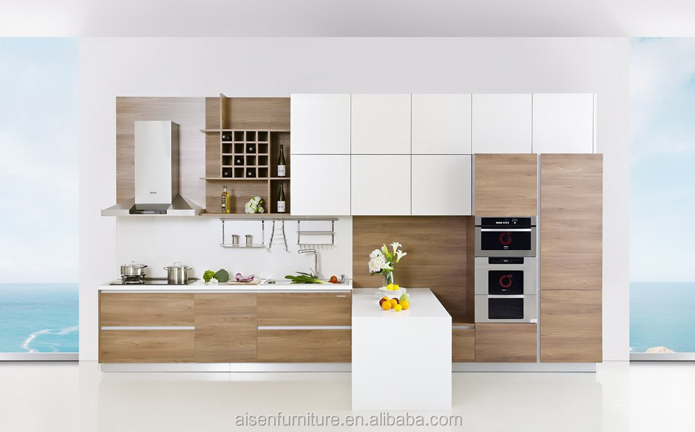 Keuken Kasten Melamine : melamine keukenkast modern italiaans design ...