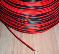 UL2468 flat ribbon PVC wire for computer