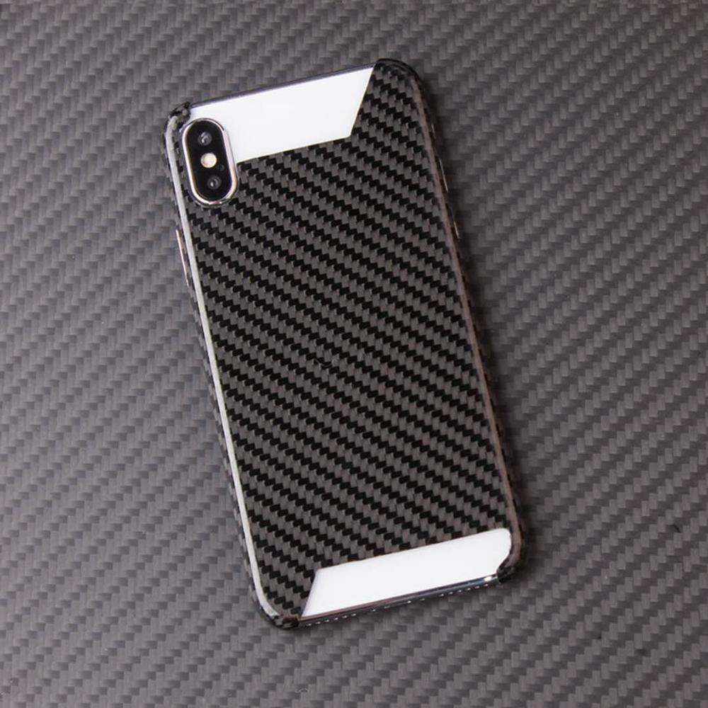 Sterkste Duurzaam Precies Real Carbon Fiber Telefoon Case Voor Iphone 7/8/X/10 - ANKUX Tech Co., Ltd