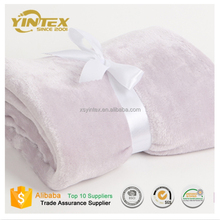 hot selling anti pilling flannel super soft blanket for home