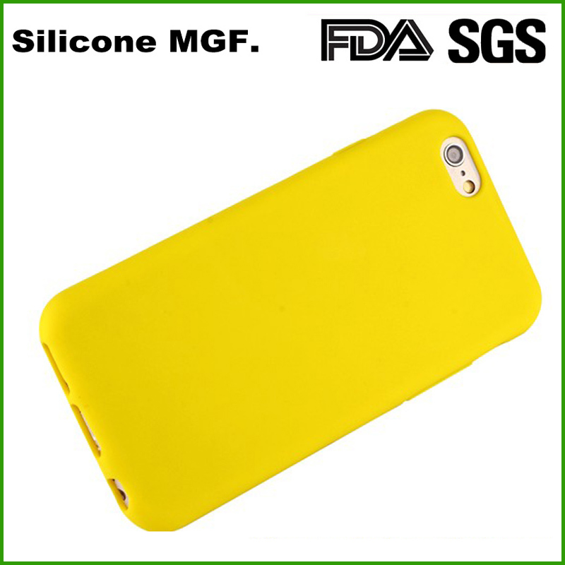 Custom design silicone phone cover for mobile accessories