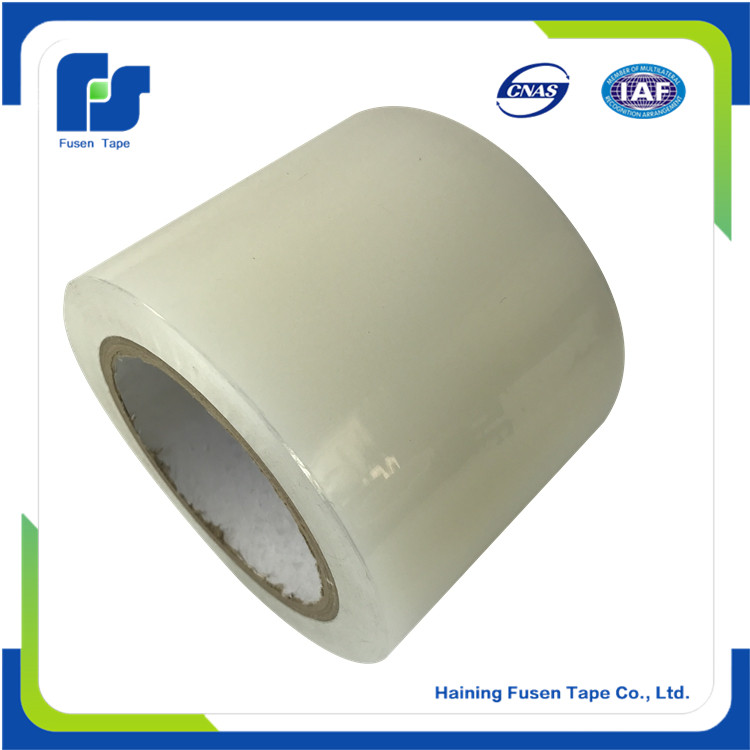 China Supplier Ldpe Plastic Polystyrene White Shrink Stretch Film