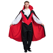 suppliers wholesale adult men vampire cape costume for halloween cosplay party carnival costumes