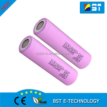 Original Samsung sdi 18650 rechargeable battery 2600mAh Samsung 26F Lithium ion cell 18650 26650