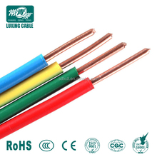 Best price 2.5mm electric cable from Shandong New Luxing