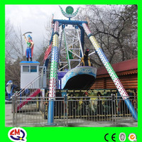 Soncap,BV, CE approved amusement giant inflatable pirate ship slide