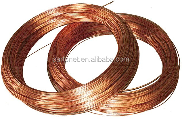 ASTMB 280 capillary soft coil copper tube for ACR