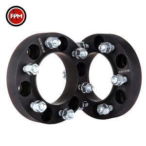 Aluminum 7075-T6 Car Wheel Spacer Car Wheel Spacer Trailer Wheels