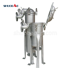 Cost saving water filtration unit stainless steel for industry