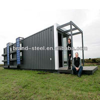 dry construction easy transportation prefab moveable container house price