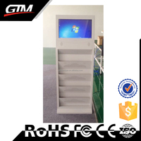 Indoor Smart Advertising System Android Ethernet Kiosk Network Wifi Wireless Wlan Android Lcd Display Digital Signage