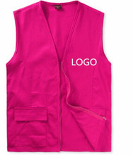 fishing vest COTTON wholesale china OEM factory factory in guangzhou hot sale vest