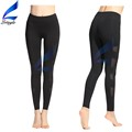 Lotsyle Mesh Blocks on Both Side Gym Fitness Trouser Yoga Pants for Women