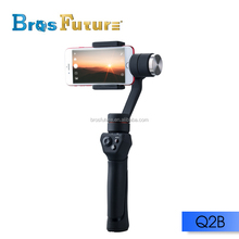 New arrival handhold 3-axis gimbal mobile phone stabilizer 360 degree gimbal stabilizer