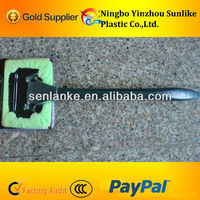 Straight shank car brush/hips and superfine fiber Automobile hair brush/windshield wonder as seen on tv