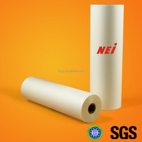 Anti-scratch Hot Lamination Film, protect the paper surface,thermal film.35mic
