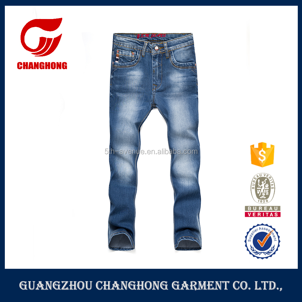 hot cotton brand jeans new pattern jeans