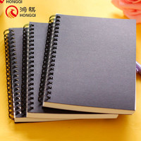 HQ006 Stationery office sketch pad book,wholesale sketchbooks,notebook bulk spiral notebook